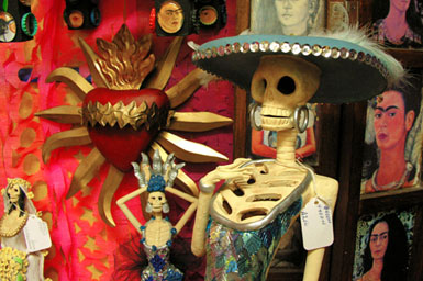 Reflections on Day of the Dead