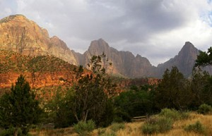 Zion National Park Artist Retreat