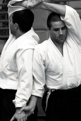 Aikido redirection