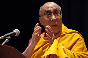 A Personal Experience with the Dalai Lama