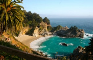 Big Sur California Artists Retreat
