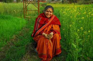 Dr Vadana Shiva