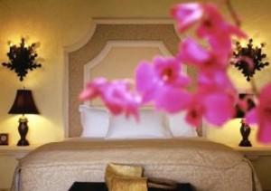 Zoetry bedroom-flower