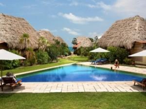 Turtle Inn Pool