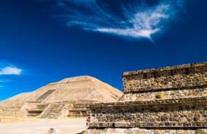 Teotihuacan Dreaming Heaven
