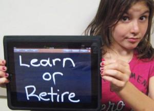 learn-or-retire